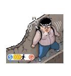 オタクなやつら☆MAX!!(個別スタンプ:06)
