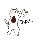 猫と野球と横浜を愛してやまない(個別スタンプ:16)