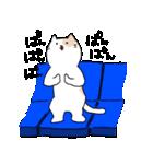 猫の日常会話と野球(個別スタンプ:40)