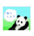 パンダ、大好き。(個別スタンプ:14)