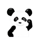 パンダ、大好き。(個別スタンプ:17)