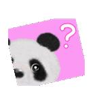 パンダ、大好き。(個別スタンプ:22)