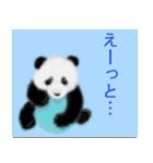 パンダ、大好き。(個別スタンプ:24)