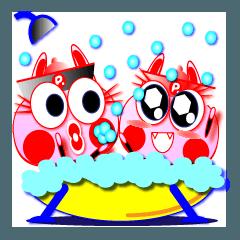 ピョンシー&ピョンシーちゃん:パート2