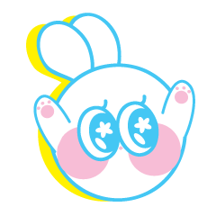 daily mochi rabbit