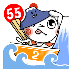 [LINEスタンプ] GOGO!フジヤマくん2