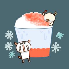 [LINEスタンプ] 僕らの夏