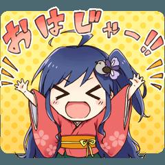 福島県応援キャラクター 中通りくちゃん