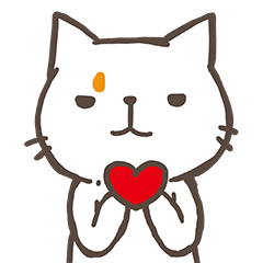 [LINEスタンプ] The four talking cats