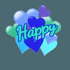 LOVE!heart♡Blue