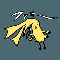 [LINEスタンプ] 夢見るゴリラ72