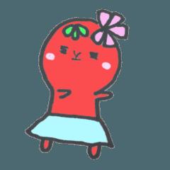 トマトちゃん 夏