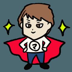 [LINEスタンプ] 超魔界帝国の大魔王とオカルトな仲間たち