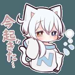 白猫少年7