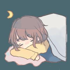 ふんわり月夜