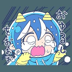 泣き虫!悪魔のメムメムちゃん(四谷啓太郎)