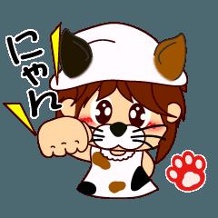 ☆動く☆こびとちゃんの手話ver.1