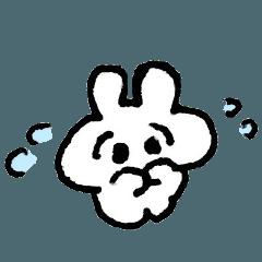 [LINEスタンプ] うさすたんぷ