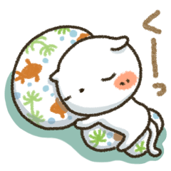 しろねこ真夏&秋パック(改訂版)