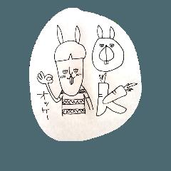ウサギボーイ2