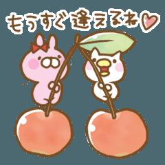 [LINEスタンプ] レプーの妹&ぬこぴよ