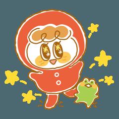 [LINEスタンプ] Woobi's Days