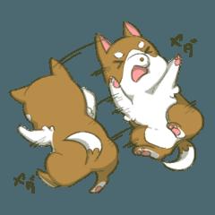 [LINEスタンプ] 僕は犬です