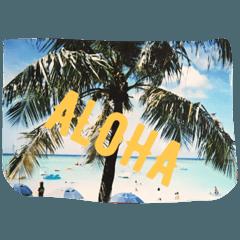簡単なハワイのことば