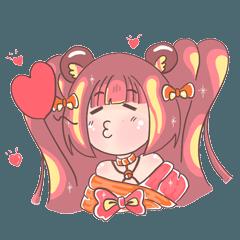 Maru Kuma girl