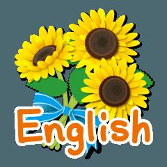 ありがとう花が咲くよ 英語版