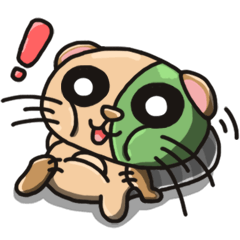 [LINEスタンプ] ScienceMeow first stickers - daily life