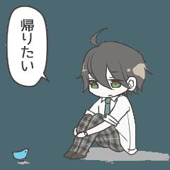 [LINEスタンプ] ドリィムシリーズスタンプ