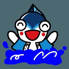 [LINEスタンプ] やいちゃん公式スタンプ (1)