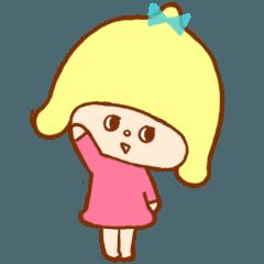 [LINEスタンプ] レモン姉妹2