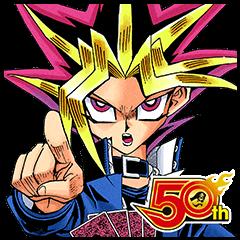 遊☆戯☆王(J50th)