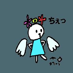 花の妖精 レイレイ