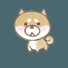 [LINEスタンプ] ゆる柴ふくすけ 第二弾~♪