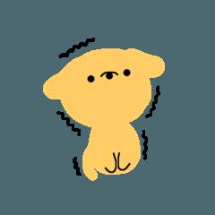 [LINEスタンプ] まるぷちゃん