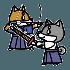 剣道犬&弓道犬