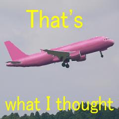 飛行機のつぶやき002E