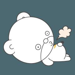 [LINEスタンプ] 月のワーグマー