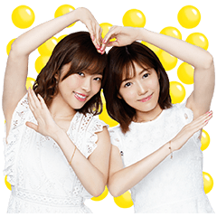 AKB48 MUSICスタンプ