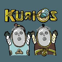 「キュリオス」キャラクターズ
