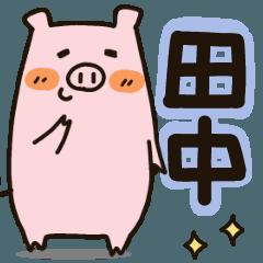 田中さん★専用スタンプ