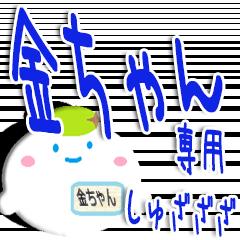 ★金ちゃん★専用(きんちゃん&かねちゃん)