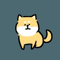 ゆる柴犬スタンプ2