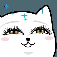 マツエク猫