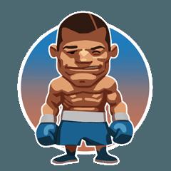 ボクシングチャンピオン・バスターブルー