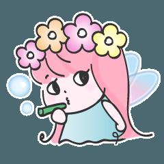 カワイイお花の妖精ルル