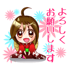 富山弁☆浴衣女子南ちゃん 第2弾